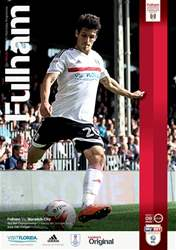 Fulham FC issue Fulham  v Norwich City 16-17