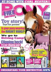 Pony Magazine issue November 2010
