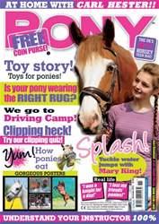 Pony Magazine issue November 2010