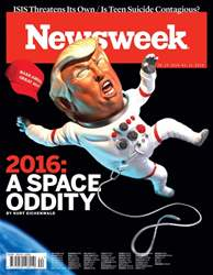 Newsweek Europe issue 28th October 2016