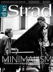 The Strad issue November 16