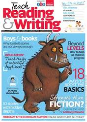 Reading & Writing issue Reading & Writing