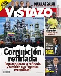 Revista Vistazo issue VISTAZO 1180