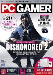 PC Gamer (UK Edition) issue December 2016