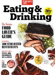 Eat & Drink 2016 issue Eat & Drink 2016