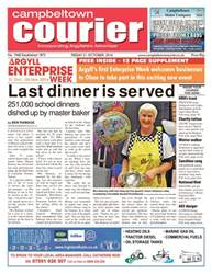 Campbeltown Courier issue 21 October 2016
