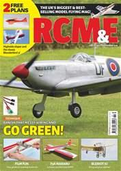 RCM&E Magazine Cover