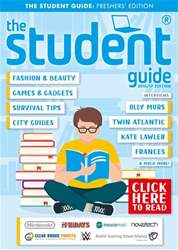 The Student Guide issue The Student Guide
