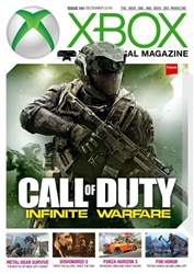 Official Xbox Magazine (UK Edition) issue December 2016