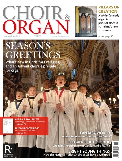 Choir & Organ Preview