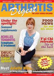 Arthritis Digest 2016 Issue 6 issue Arthritis Digest 2016 Issue 6