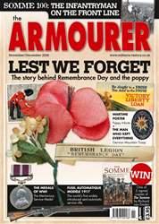 The Armourer issue Nov/Dec 2016