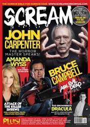 Scream Magazine issue Issue 39