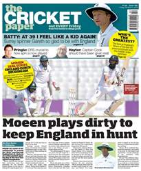 The Cricket Paper issue 21st October 2016