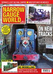 Narrow Gauge World issue Nov-Dec 2017