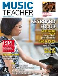 Music Teacher issue November 2016