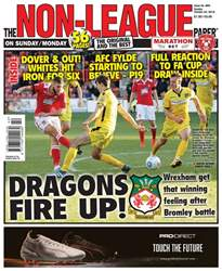 The Non-League Football Paper issue 23rd October 2016