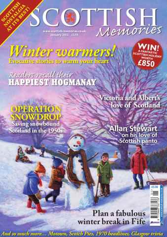 Scottish Memories issue January 2012