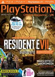 Playstation Official Magazine (UK Edition) issue December 2016