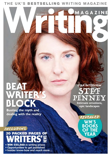 Writing Magazine issue December 2016