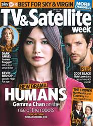 TV & Satellite Week issue 29th October 2016