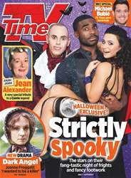 TV Times issue 29th October 2016