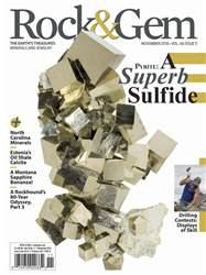 Rock & Gem Magazine issue November 2016