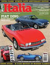 Auto Italia Issue 250 issue Auto Italia Issue 250