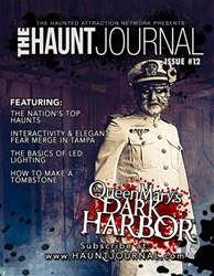 The Haunt Journal issue The Haunt Journal