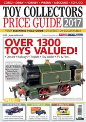 Toy Collectors Price Guide issue Toy Collectors Price Guide