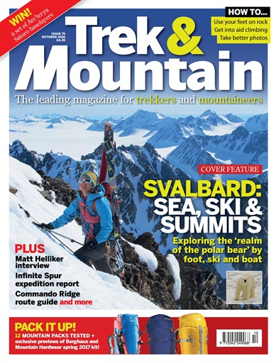 Trek & Mountain Magazine Preview