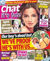 Chat Its Fate issue December 2016