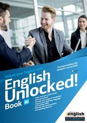 English Unlocked! Pre Intermediate (A2) book III issue English Unlocked! Pre Intermediate (A2) book III