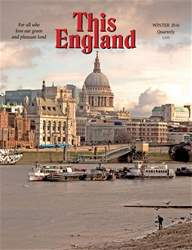 This England issue Winter 2016