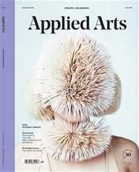 Applied Arts issue Applied Arts