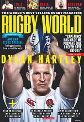 Rugby World issue December 2016