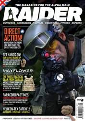 RAIDER DEC VOL 9 ISS 8 issue RAIDER DEC VOL 9 ISS 8