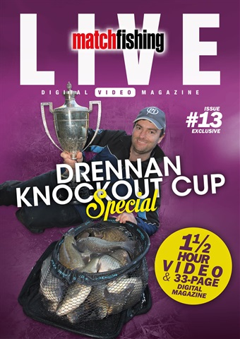 Match Fishing Live issue Nov 16