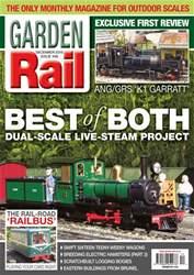 Garden Rail issue December 2016