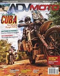 Adventure Motorcycle issue ADVMoto Nov/Dec 2016