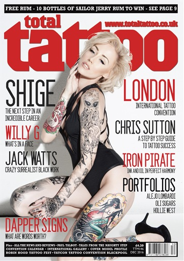 Total Tattoo Digital Issue