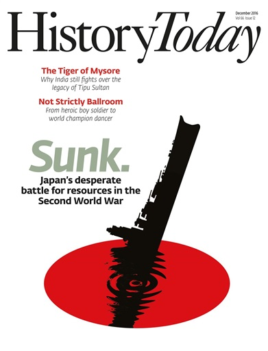 History Today Digital Issue