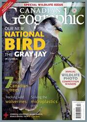 Canadian Geographic issue December 2016