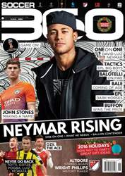Soccer 360 issue Nov/Dec 2016, Issue 66 Special Holiday Edition