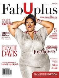 FabUplus Magazine issue Winter 2016