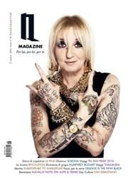 QMagazine issue  Novembre 2016