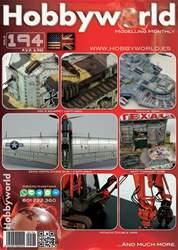 HOBBYWORLD 194 issue HOBBYWORLD 194