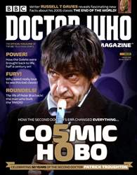 Doctor Who Magazine issue 506