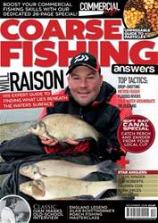 Coarse Fishing Answers issue December 2016