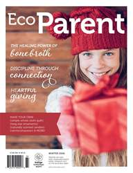 Ecoparent Magazine issue GIVING WITH HEART